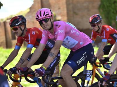 Classifica Giro d'Italia 2021, quinta tappa: Nibali guadagna 3 posizioni, 16° Ciccone. Guida De Marchi