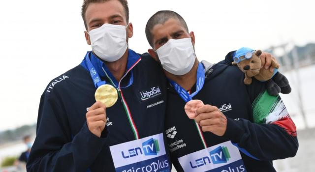 Gregorio Paltrinieri firma la doppietta agli Europei: il palmares dell'azzurro. Ori olimpici e mondiali tra vasca e fondo