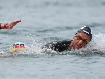 Nuoto di fondo, Europei 2021. Prove tecniche di Giochi Olimpici per il campione europeo Gregorio Paltrinieri sulla 10 km