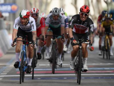 VIDEO Giro d'Italia, highlights quinta tappa: Ewan batte Nizzolo allo sprint, bruttissima caduta di Landa
