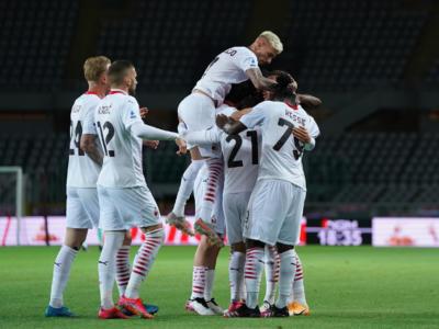VIDEO Torino-Milan 0-7: gol, highlights e sintesi. Rossoneri dilaganti