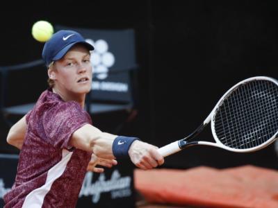 """Tennis, Jannik Sinner: """"Ho espresso un livello di gioco basso, si pensa al Roland Garros!"""""""