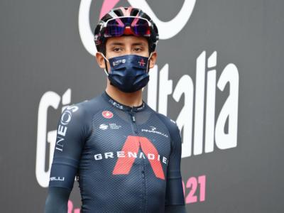 """Giro d'Italia 2021, Egan Bernal: """"La nostra strategia non è stata un successo, ma alla fine è andata bene"""""""
