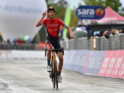 Giro d'Italia 2021: tappa a Maeder, Valter stupisce in maglia rosa. Giulio Ciccone esaltante!
