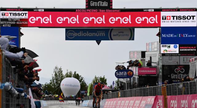 Giro d'Italia 2021, le pagelle della sesta tappa: Maeder e Mohoric perfetti, Ganna è un treno