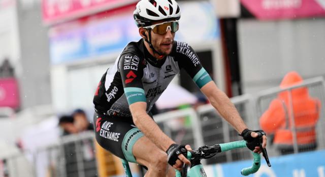 """Giro d'Italia 2021, Simon Yates: """"E' stata una tappa veramente dura. Ho perso qualche secondo ma non sono preoccupato"""""""
