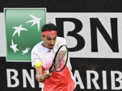 """Tennis, Lorenzo Sonego: """"Ho cambiato completamente gioco nel secondo set, sono stato più aggressivo"""""""