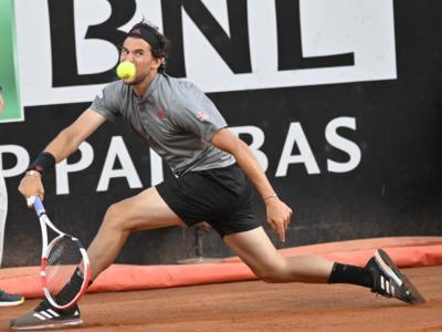 ATP Lione 2021, risultati 20 maggio. Norrie sorprende Thiem, avanza Tsitsipas. Fuori Sinner