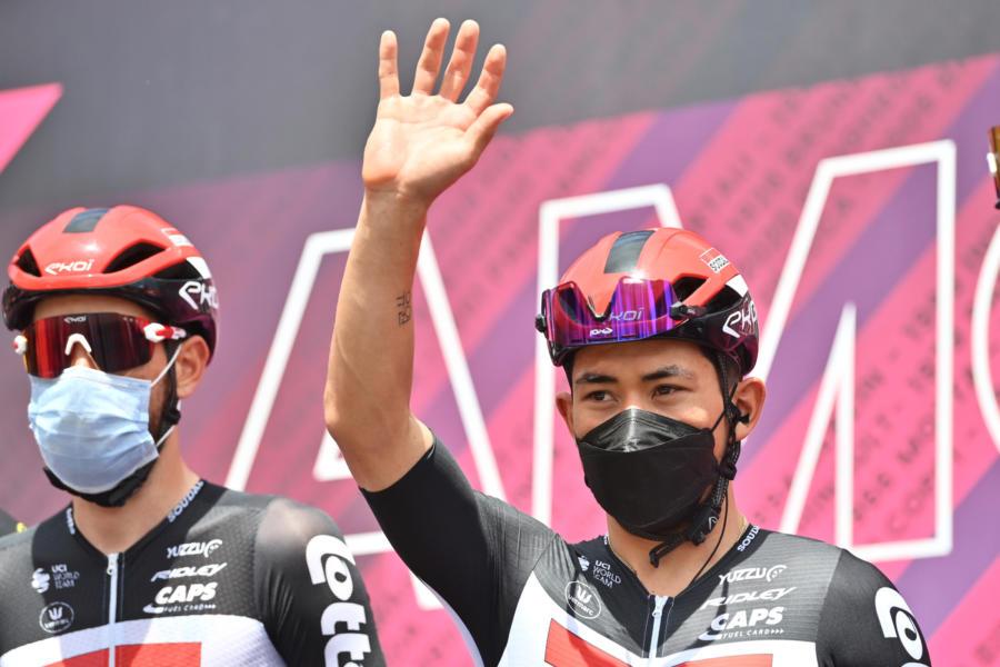 """Ciclismo, Caleb Ewan: """"Punto a Milano Sanremo e Mondiale per il 2022"""