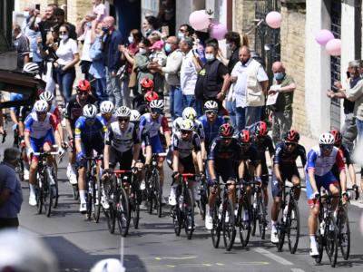 Giro d'Italia 2021, arrivano le salite! Tra Bocca della Selva e Campo Felice la classifica potrà rivoluzionarsi