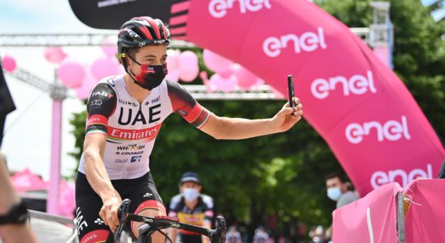 """Giro d'Italia 2021, Davide Formolo: """"Sto puntando alle tappe, due giorni importanti davanti"""""""