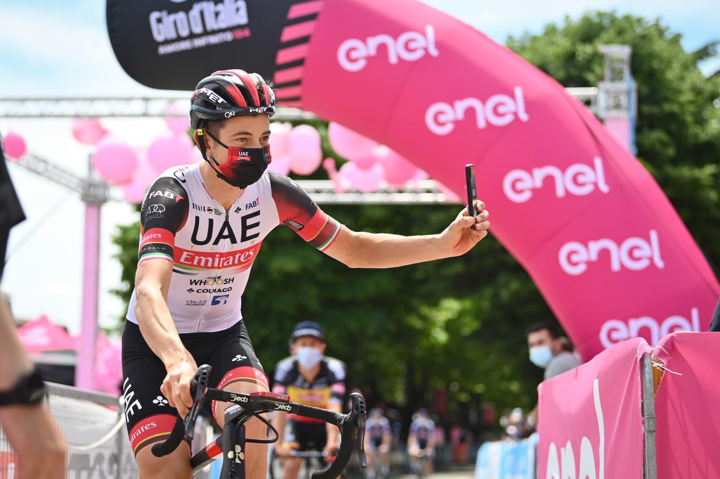 """Giro d'Italia 2021, Davide Formolo entra nella top 10: """"Concluso bene la prima settimana"""""""