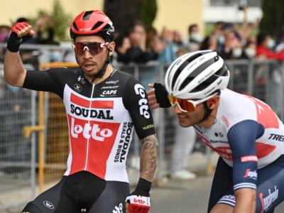 """Giro d'Italia 2021, Matteo Moschetti: """"Quarto posto un passo avanti, ma c'è un po' di rammarico"""""""