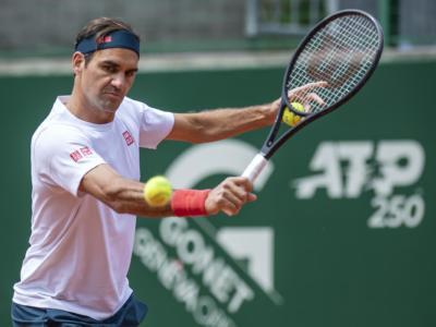 LIVE Federer-Andujar 4-6 6-4 4-6, ATP Ginevra in DIRETTA: l'elvetico torna e perde subito