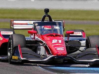 IndyCar Series, Indianapolis GP: Rinus VeeKay vince per la prima volta in carriera su Romain Grosjean
