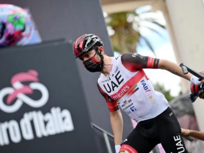 Giro di Slovenia 2021, Diego Ulissi commovente! Torna alla vittoria dopo la miocardite, Pogacar 2°