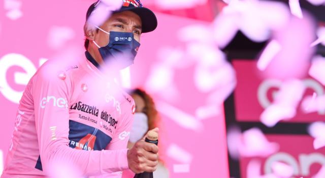 "Giro d'Italia 2021, Egan Bernal: ""Avevo il poster di Marco Pantani in camera"""