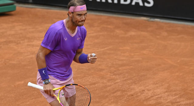 """Roland Garros 2021, Rafael Nadal: """"Jannik Sinner non è un avversario facile. Non dovrò commettere errori"""""""
