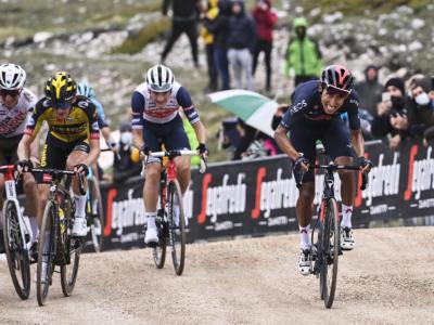 Giro d'Italia 2021, pagelle di oggi: show di Egan Bernal, mostruoso Giulio Ciccone. Evenepoel si difende