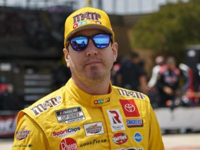 NASCAR Xfinity Series, Kyle Busch mette l'ultima firma ad Atlanta
