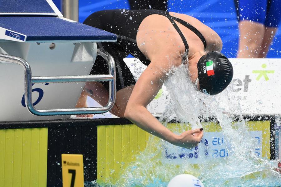 """Nuoto, Federica Pellegrini: """"Non siamo soddisfatte, cercavamo un miglioramento netto da stamattina"""""""
