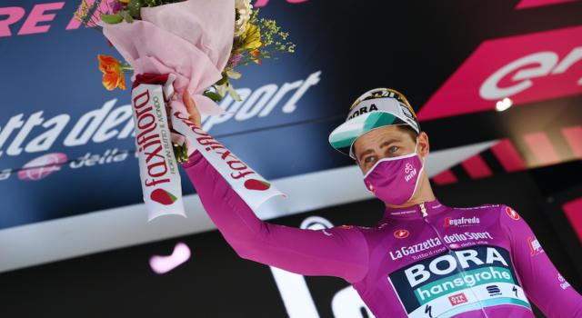 Giro d'Italia 2021, tutte le classifiche dopo la decima tappa: Sagan si prende la maglia ciclamino!