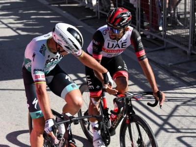 """Giro d'Italia 2021, Fernando Gaviria: """"Sagan ha meritato la vittoria. Un velocista non può dirsi felice senza vittorie"""""""