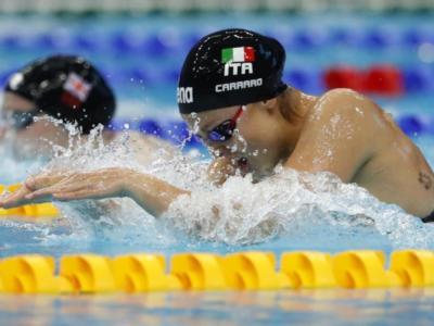 Nuoto, Europei 2021: Martina Carraro e Arianna Castiglioni in finale nei 100 metri rana