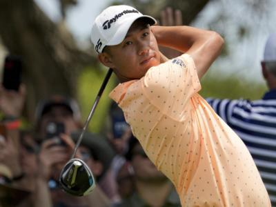 Golf, Collin Morikawa in testa al Memorial Tournament 2021 in un primo giro interrotto dal maltempo