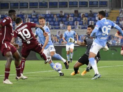Calcio, il Torino pareggia con la Lazio e conquista la salvezza. Benevento in Serie B