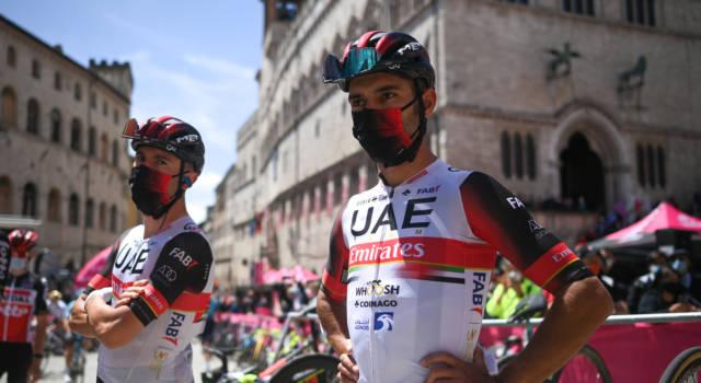"""Giro d'Italia 2021, Diego Ulissi: """"Bettiol è stato il più forte. Sono contento della mia condizione"""""""