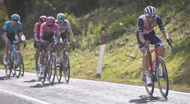 """Giro d'Italia 2021, Giulio Ciccone: """"Gambe non brillanti, una brutta giornata. La condizione c'è, sono motivato"""""""