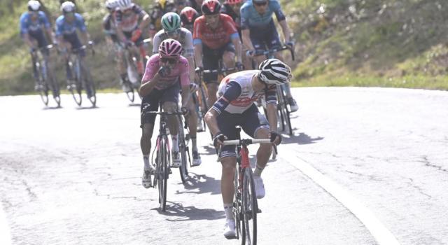 Giro d'Italia 2021, l'attacco di coppia di Vincenzo Nibali e Giulio Ciccone! Il coraggio di provarci