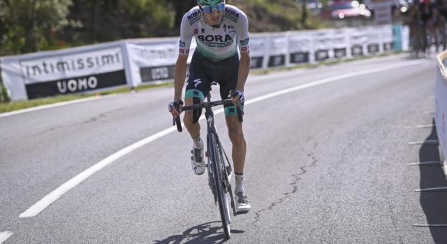 Tour de France 2021, la Bora-Hansgrohe potrebbe portare Emanuel Buchmann alla Grande Boucle