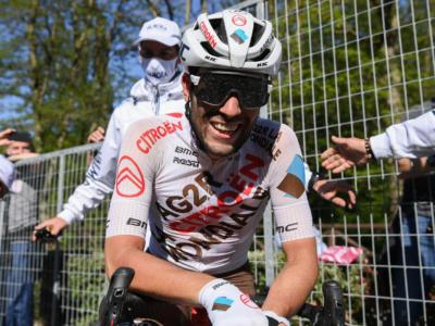 Giro d'Italia 2021, finalmente Andrea Vendrame! Non è un semplice velocista, ma un corridore completo
