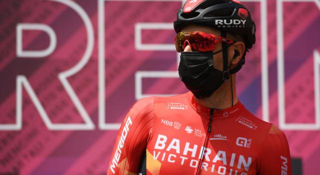 """Giro d'Italia 2021, Damiano Caruso: """"Ho dimostrato che posso competere per il podio"""""""