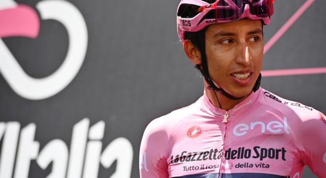 Classifica Giro d'Italia 2021, 15ma tappa: Ciccone 6°, Formolo e Nibali guadagnano 2 posizioni