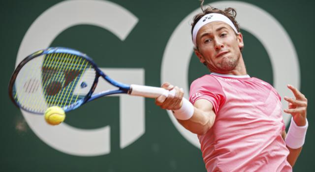 ATP Ginevra 2021, Casper Ruud batte Denis Shapovalov e conquista il titolo