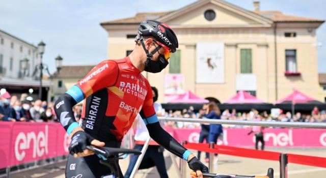 Giro d'Italia 2021, Damiano Caruso e l'arma della regolarità per sognare il podio