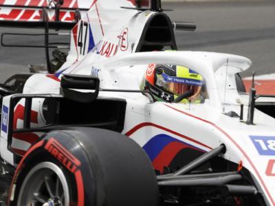 """F1, Mick Schumacher: """"Il degrado delle gomme sembrava più alto di quanto ci aspettassimo"""""""
