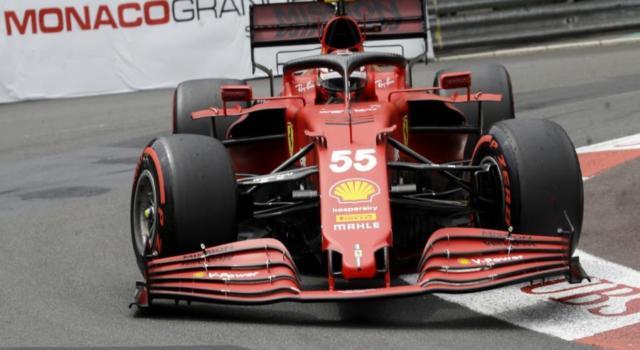 """VIDEO Sainz: """"Felice per me, ma la Ferrari meritava di vincere"""""""