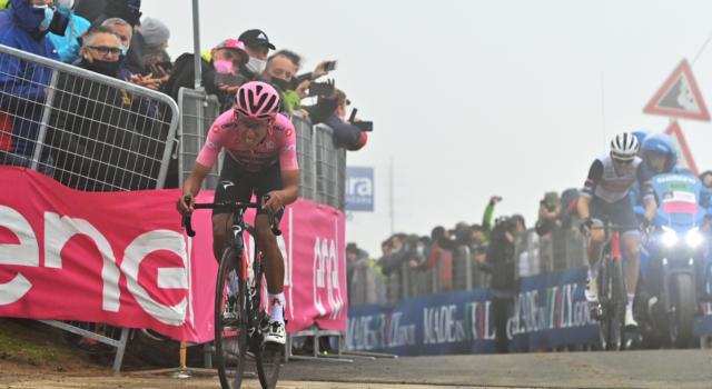 Giro d'Italia 2021, le pagelle della quattordicesima tappa: Fortunato da 10 e lode, Bernal sempre più padrone
