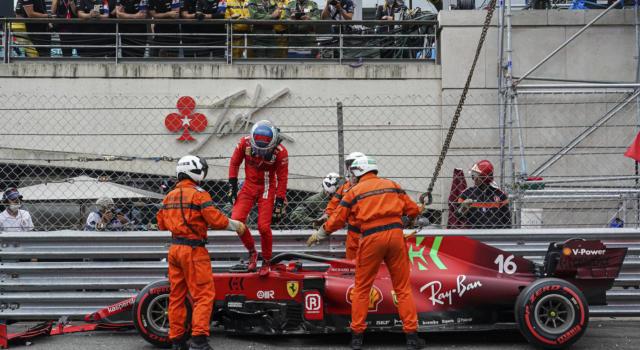 F1, l'incidente di Leclerc nella Q3 di Monaco farà cambiare le regole? Si studia la bandiera rossa stile IndyCar