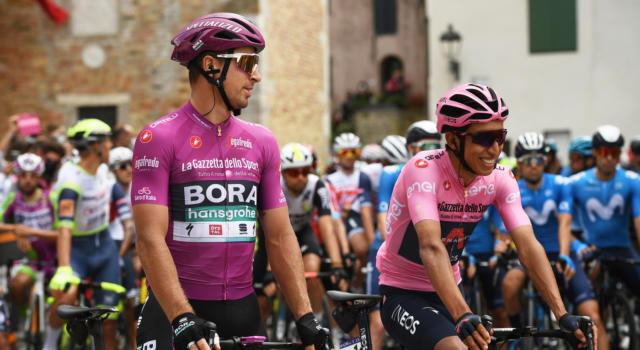 Giro d'Italia 2021, tutte le classifiche dopo la quindicesima tappa: Bernal resta in maglia rosa. Sagan controlla