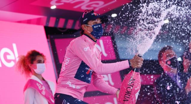 Giro d'Italia 2021, tutte le classifiche dopo la diciottesima tappa tappa: Egan Bernal resta in maglia rosa, Daniel Martin entra nella top-10 della generale