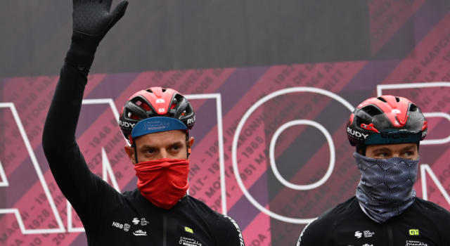 Giro d'Italia 2021, Damiano Caruso sogna ad occhi aperti! Solo Bernal gli è superiore in salita: podio possibile!