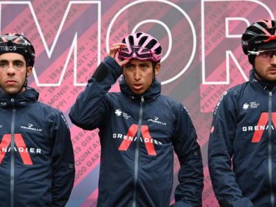 Giro d'Italia, perché la modifica della tappa ha favorito la Ineos-Grenadiers. Probabilmente Bernal avrebbe vinto comunque, ma..