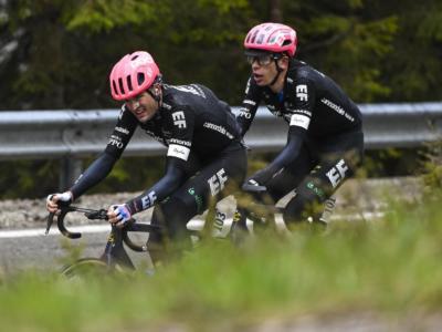 Giro d'Italia 2021: Carthy, Bardet e Vlasov in crisi su Sega di Ala. Podio sempre più lontano