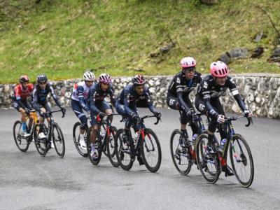 Giro d'Italia 2021 oggi: orario Canazei-Sega di Ala, tv, programma, streaming RAI ed Eurosport