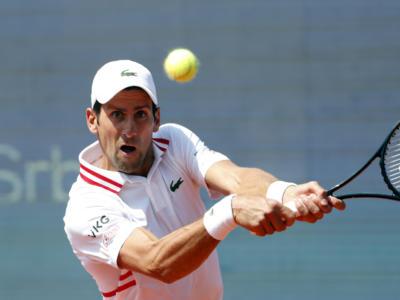 ATP Belgrado 2 2021: Novak Djokovic esordisce senza problemi, Verdasco sorprende Mannarino